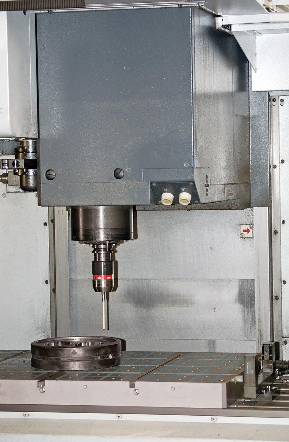 Italian tool maker cuts lead times with blum novotest for Servo motor repair near me