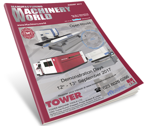 Machinery August 2017 issue