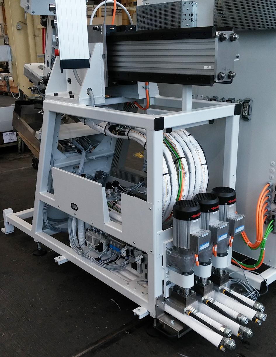 Robust Linear Guides Enable Constant Operation In Shoe