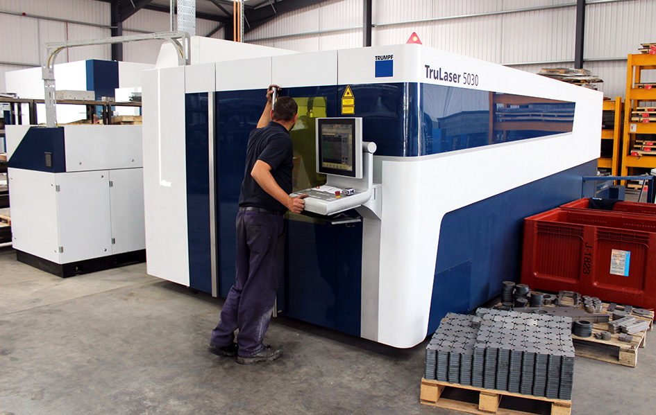 LPE punches above its weight with TRUMPF |